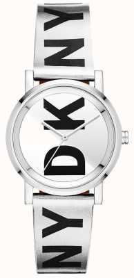 DKNY Orologio da donna Soho Silver NY2786
