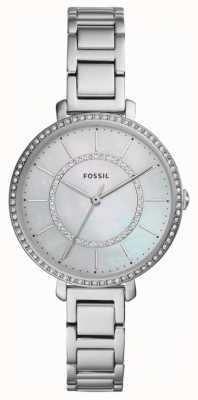 Fossil Womens jocelyn | orologio in acciaio inossidabile argento ES4451
