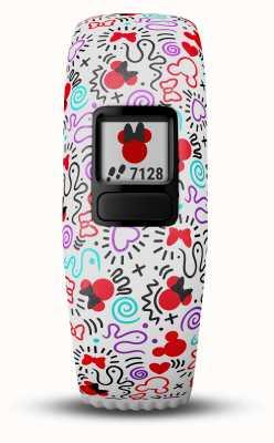 Garmin Cinturino regolabile Vivofit jr2 minnie mouse 010-01909-10