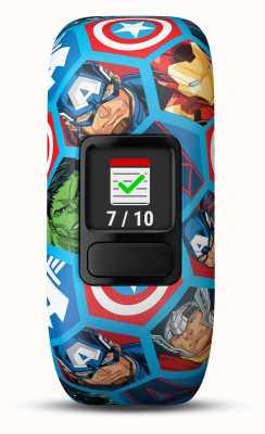 Garmin Cinturino elastico Vivofit jr2 marvel avengers 010-01909-02