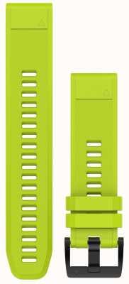 Garmin Amp giallo cinturino quickfit 22mm fenix 5 / istinto 010-12496-02