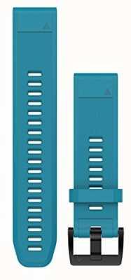 Garmin Cinturino in gomma blu Cirrus quickfit 22mm fenix 5 / istinto 010-12496-04