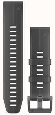 Garmin Cinturino in gomma nera quickfit 22mm fenix 5 / istinto 010-12740-00