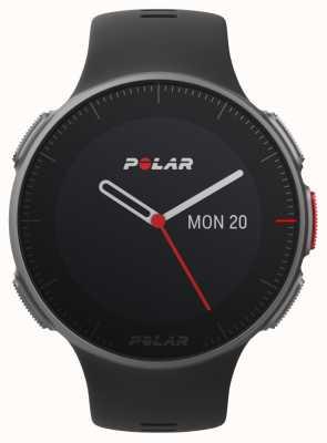 Polar Vantage v nero gps multisport premium allenamento da polso h 90069668