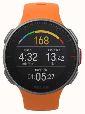 Polar Vantage v orange gps multisport premium training h 90070738