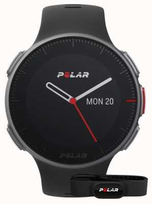 Polar Allenamento multisport Vantage v (con cinturino hr) nero gps 90069634