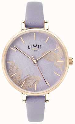 Limit | orologio da giardino segreto da donna | quadrante farfalla viola | 60015