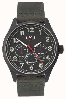 Limit | orologio da uomo nero | 5969.01