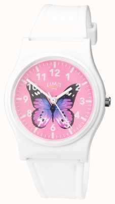 Limit | orologio da giardino segreto per donna | quadrante a farfalla rosa | 60030.37