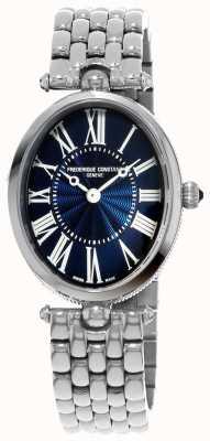 Frederique Constant | orologio da donna art deco | acciaio inossidabile | FC-200MPN2V6B