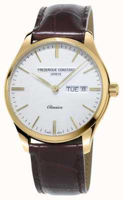 Frederique Constant | quarzo uomo classico | FC-225ST5B5