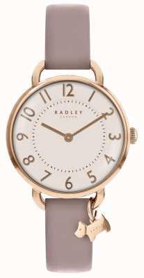 Radley Delle donne | parco sudwark | cinturino in pelle rosa RY2544S
