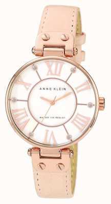 Anne Klein | orologio da donna pelle nuda | 10-N9918RGLP