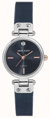 Anne Klein | orologio da cavo per donna | tono della marina | AK-N3003BLRT