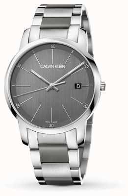 Calvin Klein | orologio da uomo per città | acciaio inossidabile bicolore | K2G2G1P4