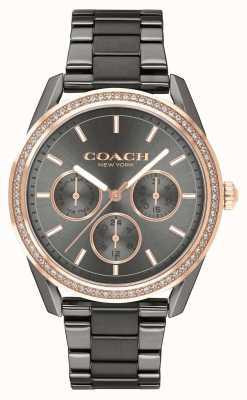 Coach | orologio preston | orologio cronografo in acciaio inossidabile | 14503214