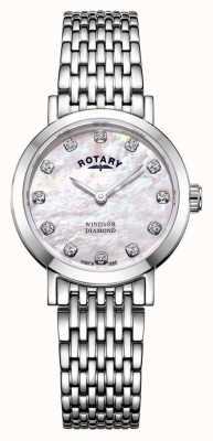 Rotary | orologio da donna in madreperla | LB05300/07/D