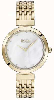Hugo Boss   orologio da donna in acciaio inossidabile   1502479