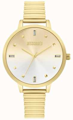Missguided | orologio d'oro da donna | MG012GM