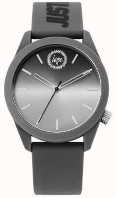 Hype | orologio da uomo in silicone grigio | HYU020EE