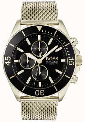 Boss | edizione uomo ocean | cronografo 1513703