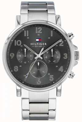 Tommy Hilfiger | orologio da uomo in acciaio inossidabile daniel | 1710382