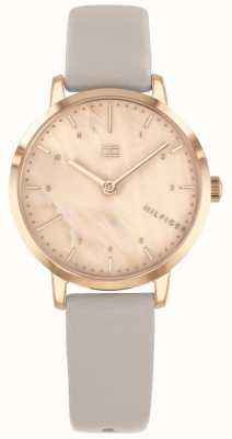 Tommy Hilfiger | orologio da donna con cassa in oro rosa | 1782039