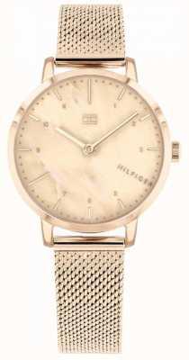 Tommy Hilfiger | orologio da donna giglio oro rosa | 1782042