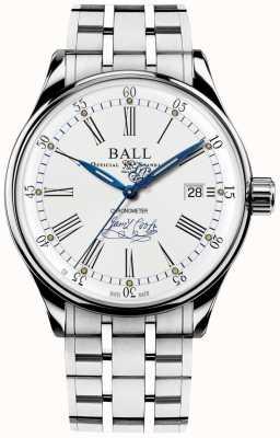 Ball Watch Company Bracciale in edizione limitata con cronometro da sforzo NM3288D-S2CJ-WH