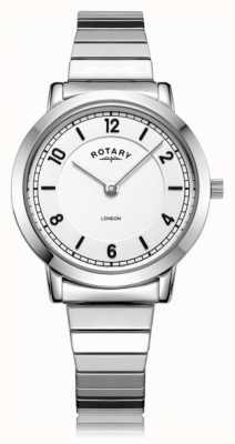 Rotary | bracciale da donna in acciaio | LB00765/18