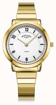 Rotary | bracciale da donna placcato in oro | LB00766/18