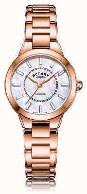 Rotary | bracciale da donna in oro rosa | LB05379/41