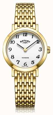Rotary | bracciale placcato oro da donna | LB05303/18
