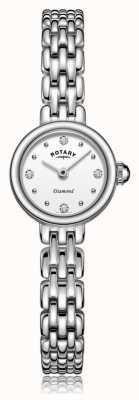 Rotary | bracciale da donna in acciaio | LB05152/70/D