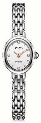Rotary | bracciale da donna in acciaio | LB05150/02/D