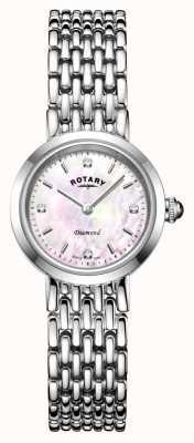 Rotary | bracciale da donna in acciaio | LB00899/07/D