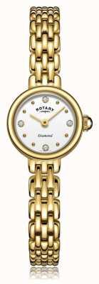 Rotary | bracciale placcato oro da donna | LB05153/02/D