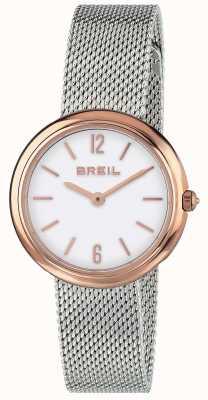 Breil | cinturino a rete in acciaio inossidabile da donna iris | TW1777