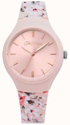 Cath Kidston | cinturino floreale rosa da donna | quadrante rosa | CKL068P