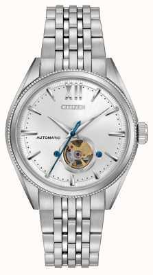Citizen | firma uomo grand classic automatica | acciaio inossidabile NB4000-51A