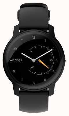 Withings Sposta il tracker delle attività in nero e giallo HWA06-MODEL 1-ALL-INT