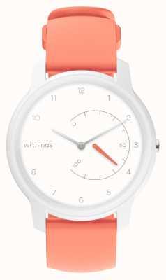 Withings Sposta il tracker delle attività in bianco e corallo HWA06-MODEL 5-ALL-INT