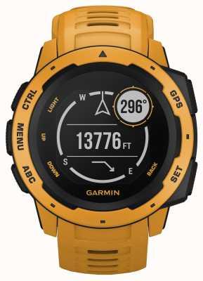 Garmin Cinturino in silicone per gps all'aperto con instinct sunburst 010-02064-03