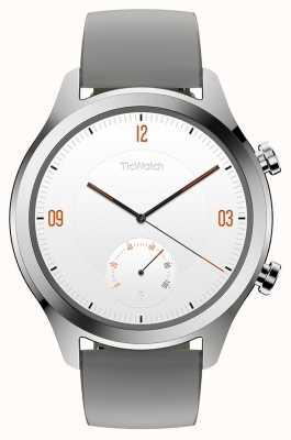 TicWatch C2 | smartwatch in platino WG12036-PLT