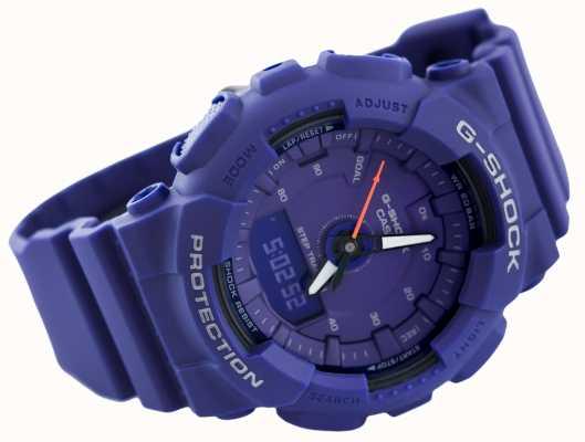 Casio | compatta g-shock | blu | unisex | GMA-S130VC-2AER