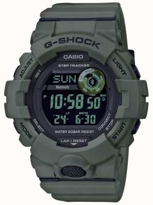 Casio | g-shock green | bluetooth | orologio intelligente GBD-800UC-3ER