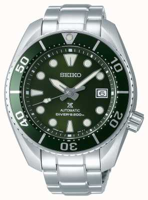 Seiko Prospex diver sumo verde acciaio inossidabile da uomo SPB103J1