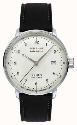 Iron Annie Bauhaus | automatico | cinturino in pelle nera | 5056-1