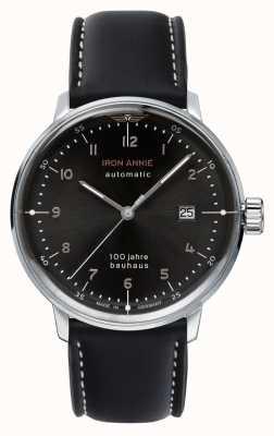 Iron Annie Bauhaus | automatico | cinturino in pelle nera | 5056-2