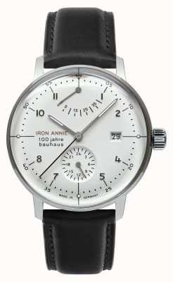 Iron Annie Bauhaus | riserva di carica | quadrante bianco 5066-1